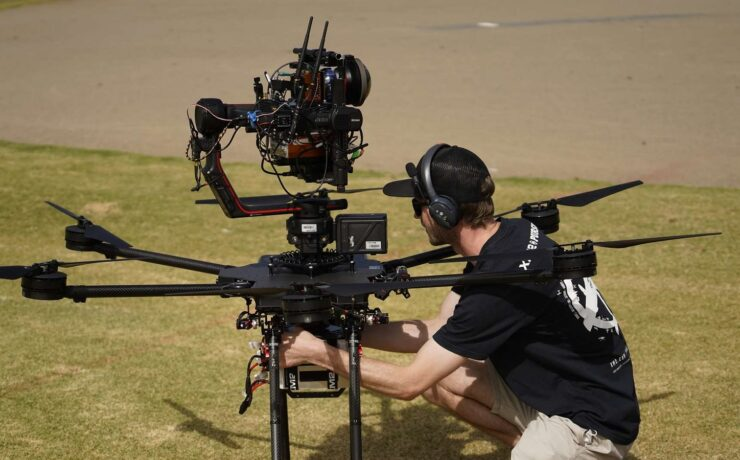 9.3K ACHTEL 9x7 Camera is Available for Rent in US