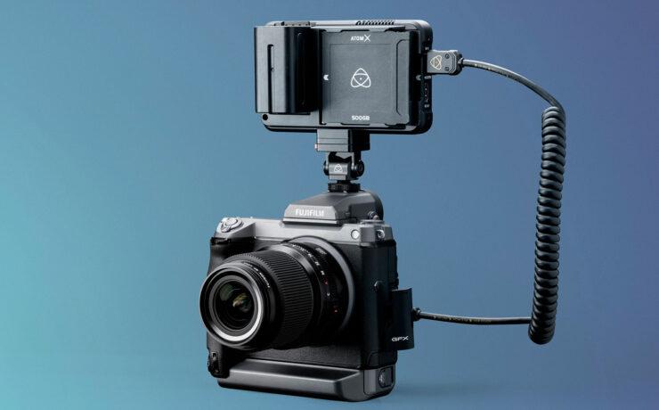 AtomOS 10.67 for Ninja V & V+ Brings Upgrades for Sony FX9/FX6 and FUJIFILM GFX100/100S