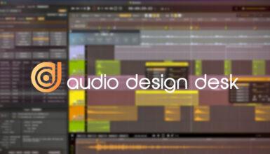 Audio Design Desk v1.7 with Spot Mode - 30,000のサウンドをNLEで使用可能