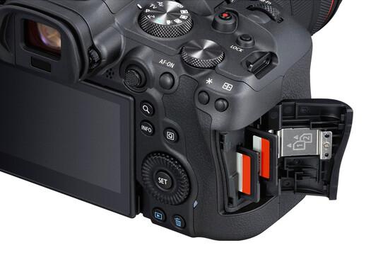 Canon R6 Dual Slot