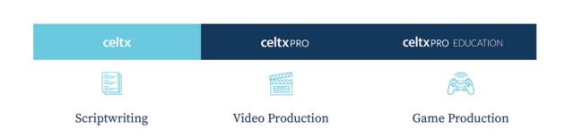 CeltX Screenwriting Software
