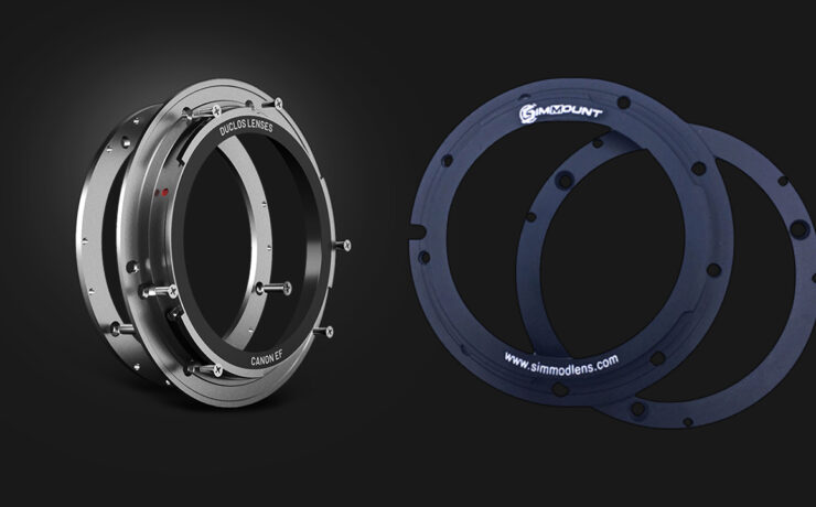 DIY Lens Mount Conversions from Duclos Lenses and SIMMOD