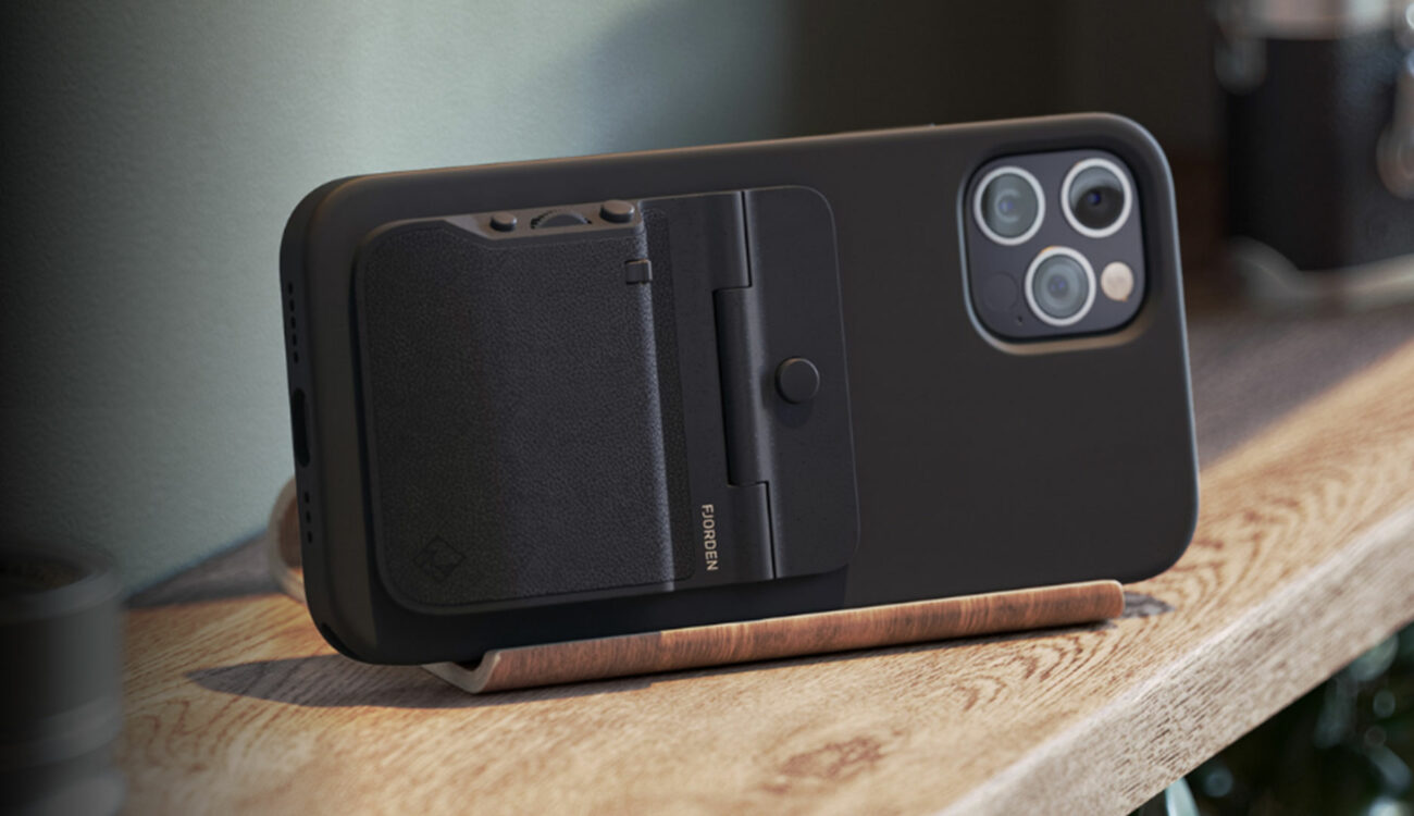 Camera Controls for  your iPhone – Fjorden Grip