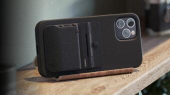 iPhone用カメラコントロール - Fjorden(フィヨルデン)グリップ