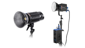 FotodioX Warrior 150 and 300 Daylight LED Lights Announced