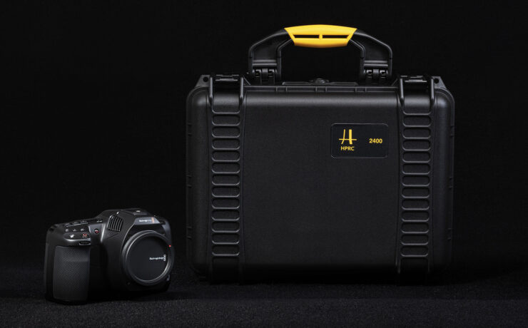 HPRC READY – Ready-Made Hard Cases for BMPCC 4K, 6K & 6K Pro, Canon C70, R5, R6 and Sony Cinema Line