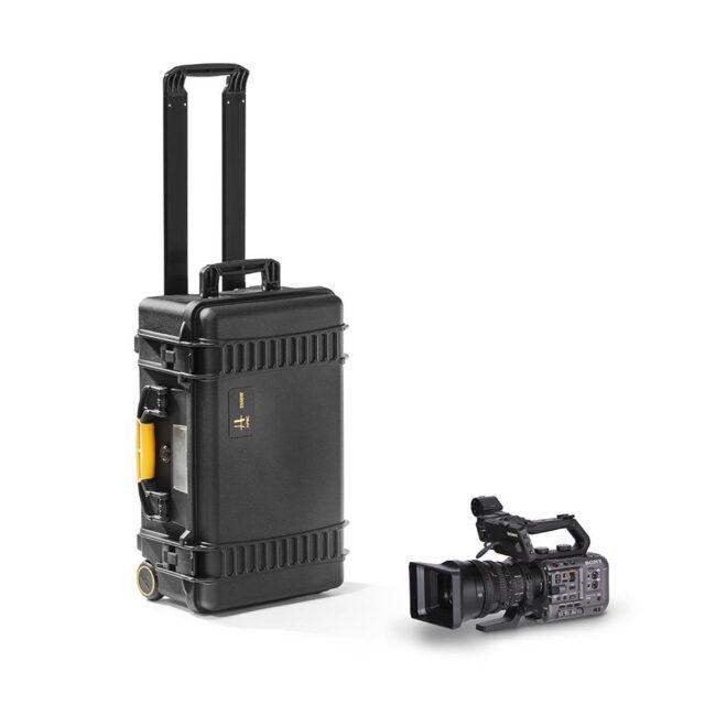 HPRC Ready FX6 Trolley