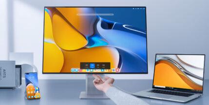 Lanzan el monitor inalámbrico Huawei MateView - ¿Es bueno para la edición de video?