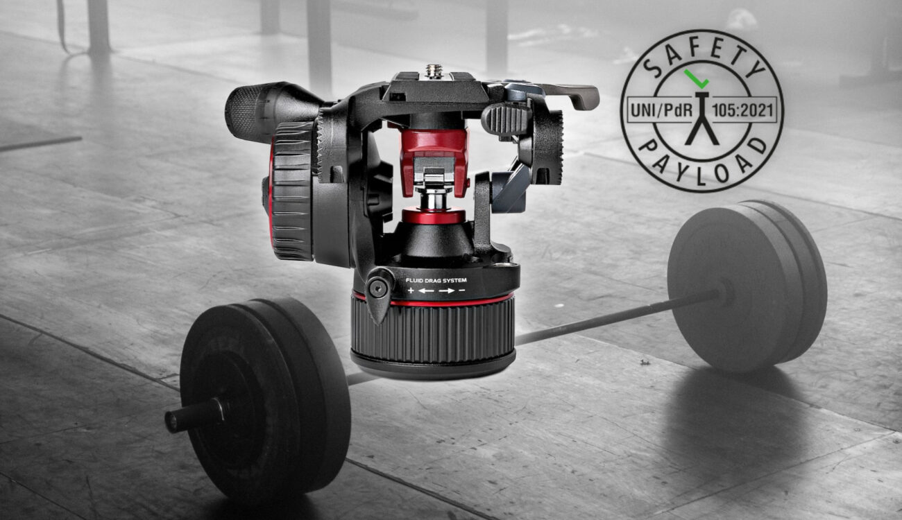 Manfrotto and Gitzo Join Official Reference Practice for Payload Safety