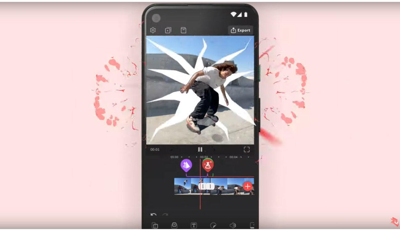 Lightricksがスマートフォン向け動画編集アプリ「Enlight VideoLeap for Android」を発表