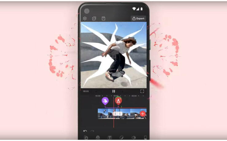 Enlight VideoLeap for Android Announced – Smartphone Video Editing App
