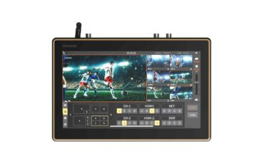 Hollyland Streamix M1 for Return of Live Events Introduced