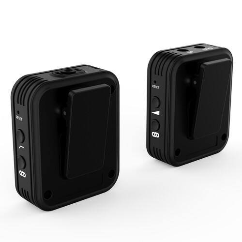 Synco G2 clip-on design