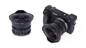 TTArtisan 7.5mm F/2.0 - $150 APS-C Fisheye Lens