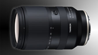 Tamron 18-300mm F3.5-6.3 Zoom for FUJIFILM and Sony Cameras Announced