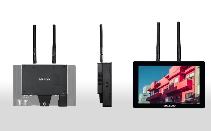 Teradek 4K Monitor Module 750 TX - Monitor and Control at a Distance