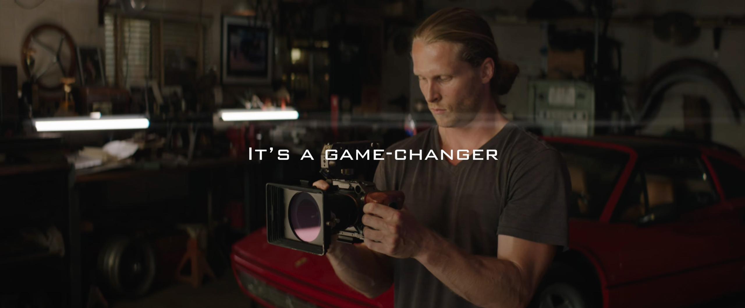 Tilta Matte Box Game-changer