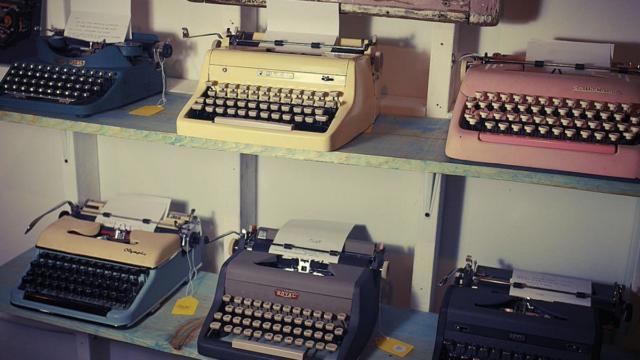 The Original Screenwriting Hardware.