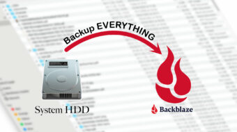 Unlimited Storage Cloud Backup – Backblaze Review