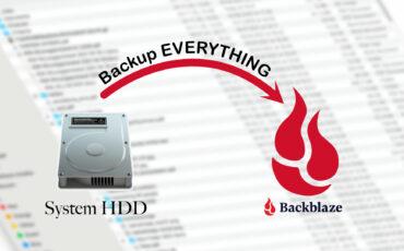 Copia de seguridad en la nube y almacenamiento ilimitado - Reseña de Backblaze