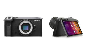 Anuncian la Yongnuo YN455 - Cámara mirrorless MFT basada en Android