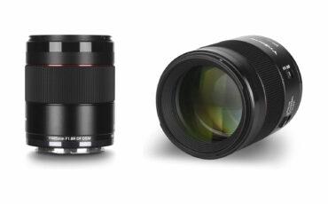 Lanzan el lente Yongnuo YN 85mm F/1.8R DF DSN para cámaras Canon RF