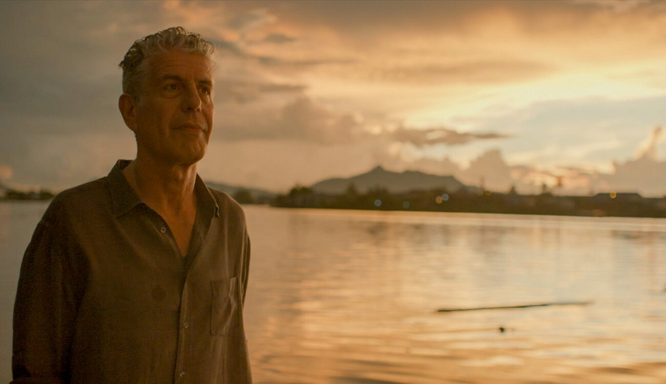 Anthony Bourdain Documentary Reignites Debate: Should Films Create Performances With AI?