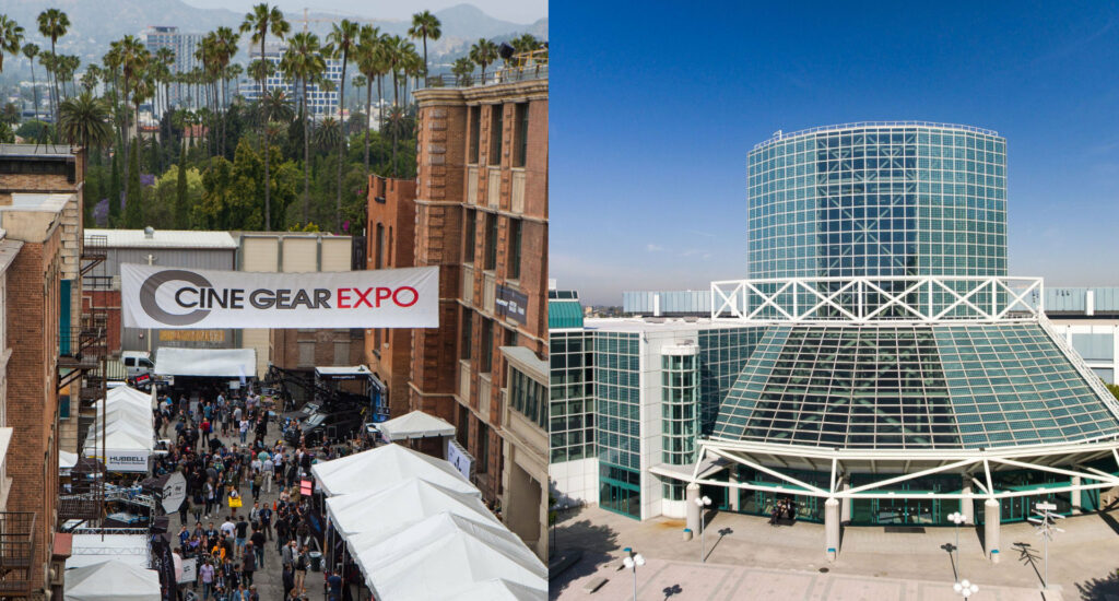 Cine Gear 2021 Moves Out of Paramount Studios Lot