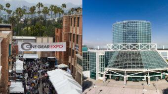 Cine Gear 2021、パラマウントスタジオからLACCへ移転