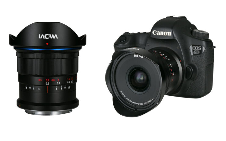 Laowa 14mm F/4 Zero-D DSLR Lens Introduced - Wide-Angle Macro Goodness