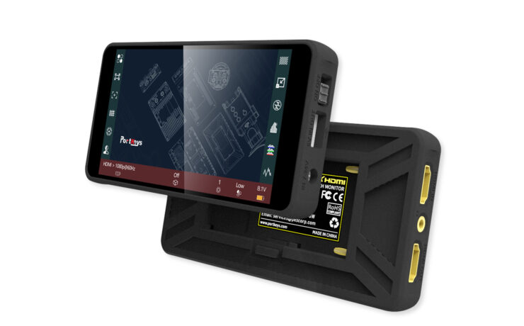 """Portkeys PT5 5"""" On-Camera Monitor Released - Only $169"""