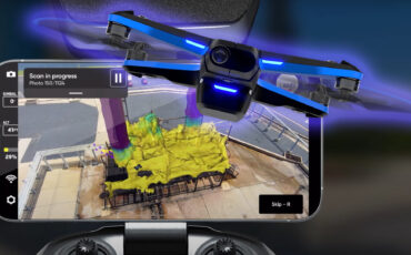 Skydio 2 Drone Builds 3D Models Autonomously with Photogrammetry