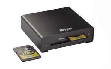Wise AdvanceがUHS-II対応デュアルスロットSDメモリーカードリーダーを発売