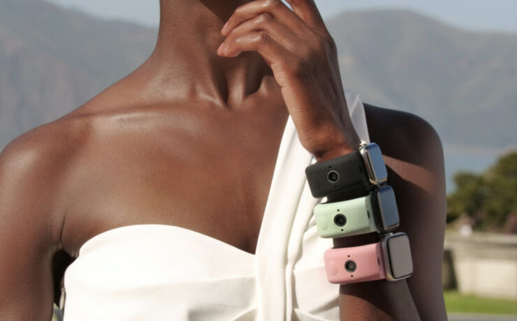 Wristcam Gives the Apple Watch Eyes to See