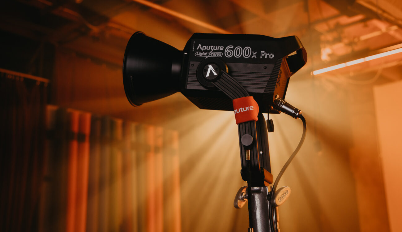 Aputureがバイカラーライト「LS 600x」とソフトボックス「ライトドーム150」を発表