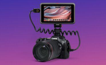 Atomos Ninja V+とCanon EOS R5で8K ProRes RAWの撮影が可能に