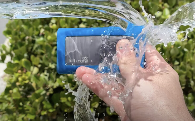CalDigit Tuff Nano Plus Released – Rugged & Waterproof SSD up  to 2TB