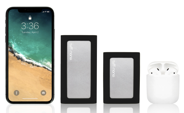 Tuff Nano Plus size comparison