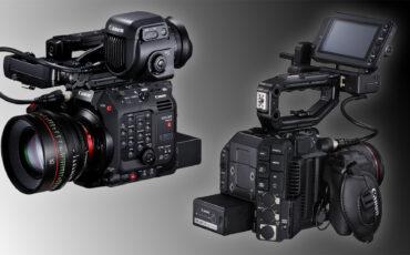 Ya están disponibles las actualizaciones de firmware para las Canon C300 Mark III y C500 Mark II