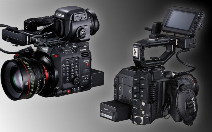 Canon C300 Mark III and C500 Mark II Firmware Updates Now Available