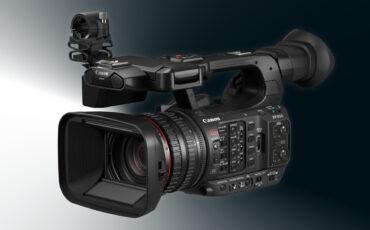 キヤノンがビデオカメラ「XF605」を発表