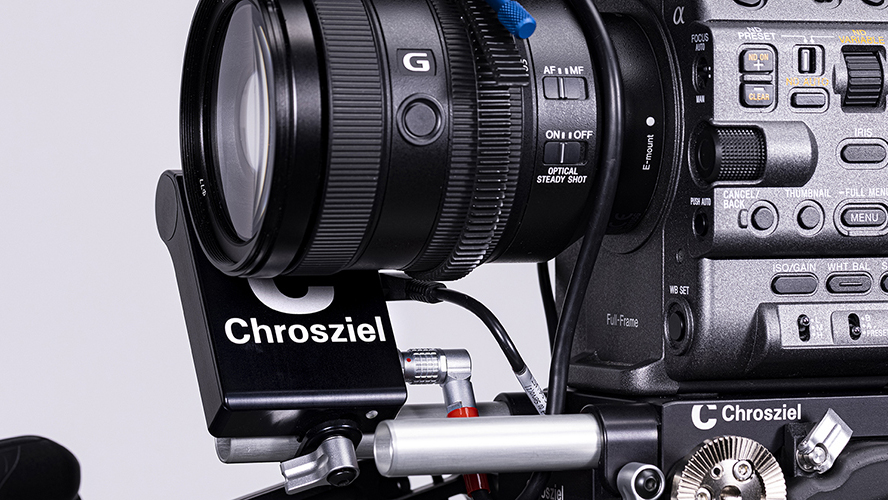 Chrosziel Zoomer - A Universal Zoom Servo Drive Now Available