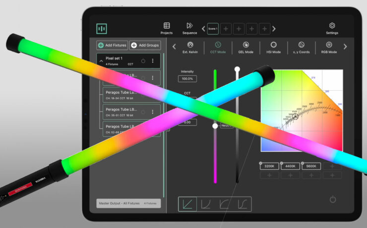 RTX Master App V2 for Vibesta Peragos Tube Launched