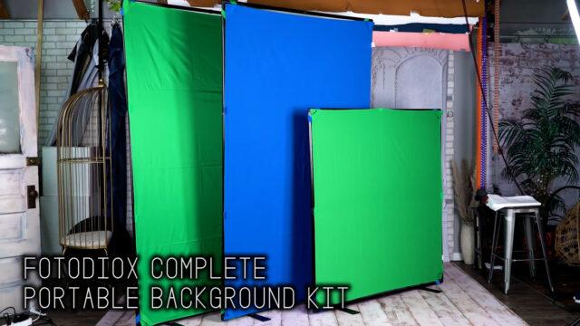 Fotodiox Background Kits
