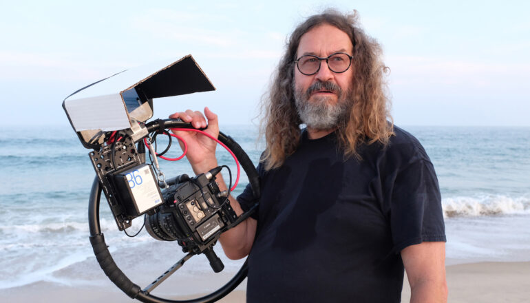 A Tribute to Dan Kneece: Steadicam Operator and DP of David Lynch