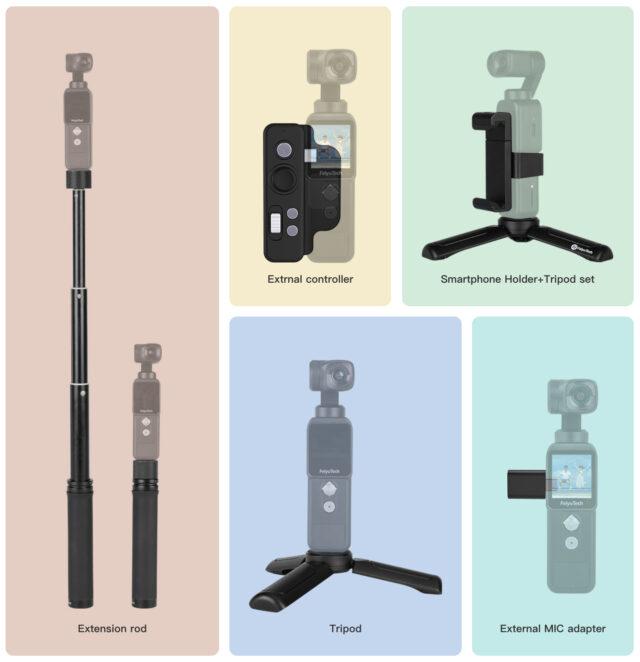 Feiyu Pocket 2 accessories