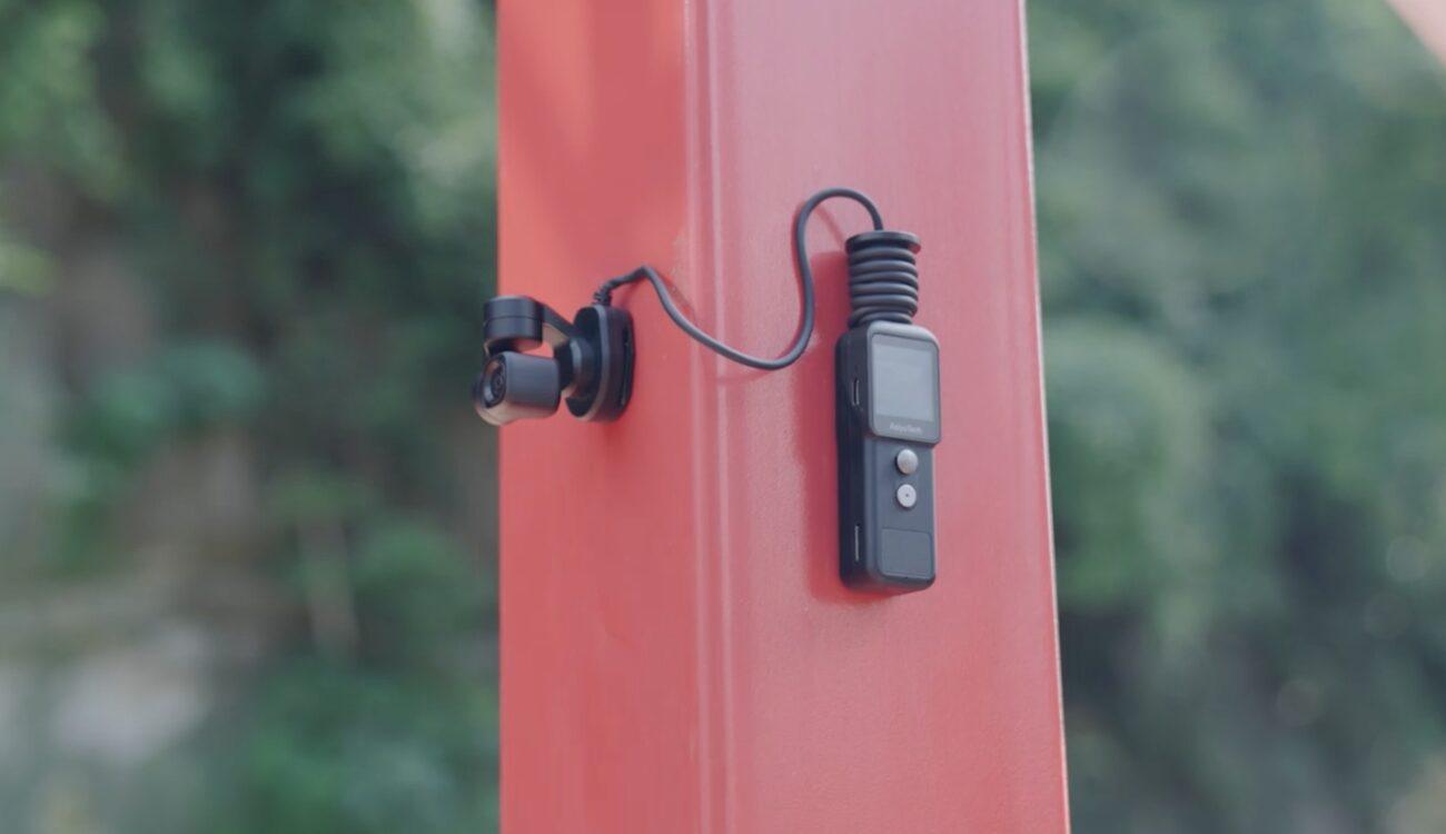 Anuncian las FeiyuTech Pocket 2 y Pocket 2S – Una de estas nuevas cámaras es portátil y desmontable