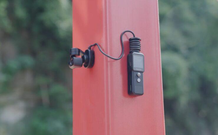 FeiyuTech Pocket 2 and Pocket 2S – Detachable, Wearable Camera Announced
