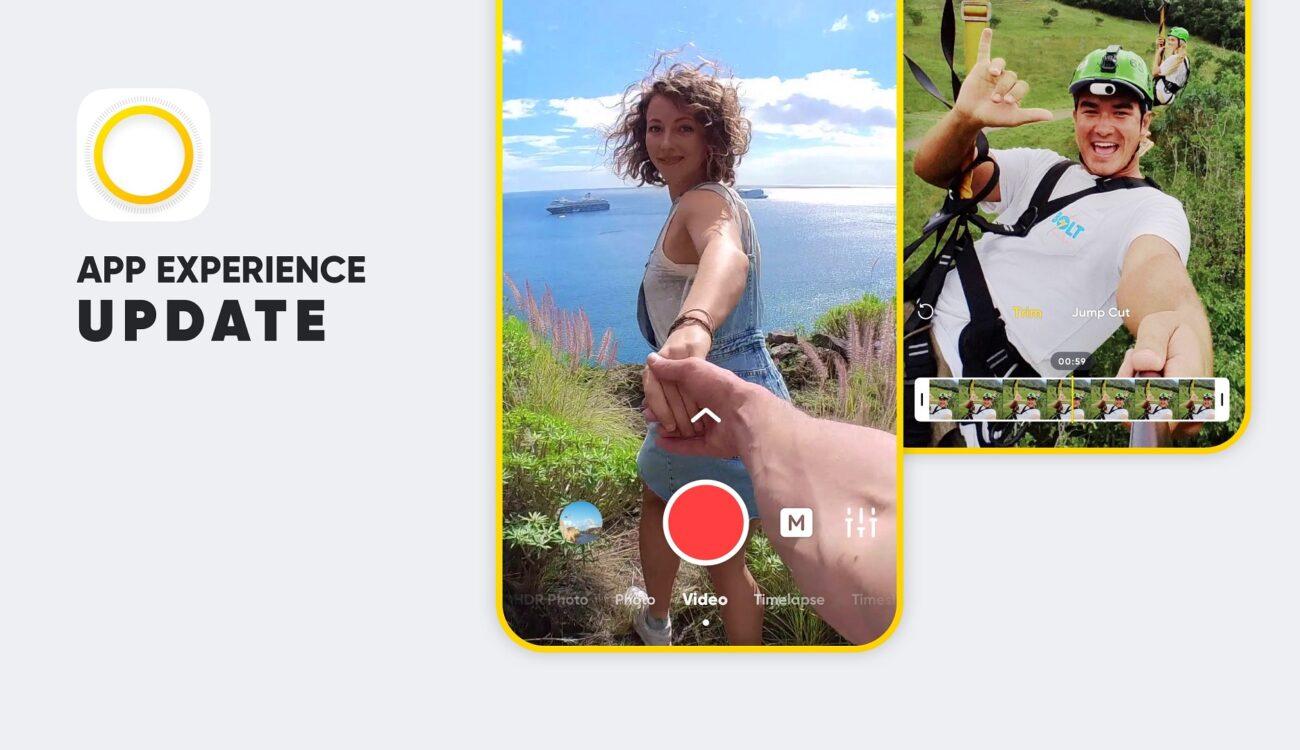 Insta360がモバイルアプリのアップデートをリリース