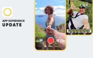 Actualización de la aplicación móvil Insta360 - Exportaciones más rápidas, nueva interfaz y mucho más